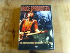 Usado - DVD BRUCE SPRINGSTEEN  The Video 1978 -2000 - Item For Collectors