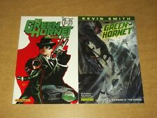 Green Hornet Parallel Lives & Wearing O The Green Graphic Novel Set of 2