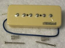 "Wilkinson / P90 / Classic ""Soap Bar"" Single Coil / Cream / Bridge / 9.3k / NEW"