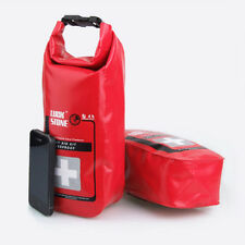 Waterproof Emergency First Aid Kit Bag Travel Camping Rafting Kayaking Dry Bag