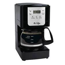 Mr. Coffee® Advanced Brew 5 Cup Coffee Maker - Black JWX3