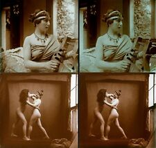 16 fotos estéreo French nude, Jules Richards Atrium, lot 8, stereoviews France