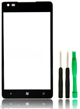Front screen outer glass part replacement for AT&T Nokia Lumia 900 RM-823 NEW