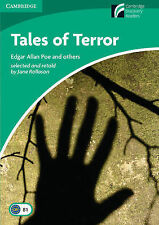 Tales of Terror Level 3 Lower-intermediate (Cambridge Discovery Readers), Variou