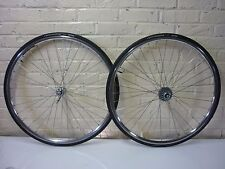 ROUES ALESA 9013 CAMPAGNOLO VELOCE 8s CLINCHER WHEELSET *VGC*