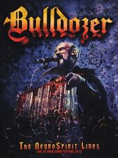 BULLDOZER - THE NEUROSPIRIT LIVES (DVD+CD DIGIPACK)  CD + DVD NEU