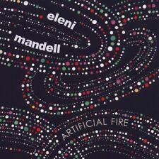 ELENI MANDELL - ARTIFICIAL FIRE  CD NEU