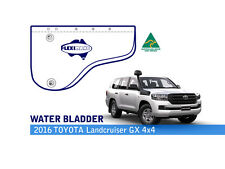 30Ltr Rear Qtr Panel Water Bladder (Landcruiser 200S GXL) for 4x4 and Camping
