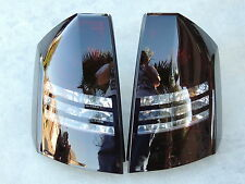 05-07 Chrysler 300C Smoked Tail Lights OEM Tinted V8 Black non led custom paint
