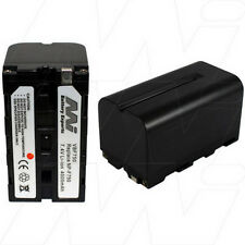 7.4V 4.4Ah Replacement Battery Compatible with Sony NP750
