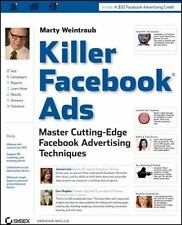 Killer Facebook Ads: Master Cutting-Edge Facebook Advertising-ExLibrary