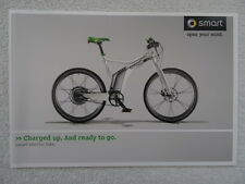 Smart Electric Bike Brochure 2013 - ebike - Pedelec - Crystal White & Dark Grey
