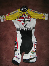 HARD ROCK FRW PARENTINI ITALIAN CYCLING SKIN SUIT [XS]
