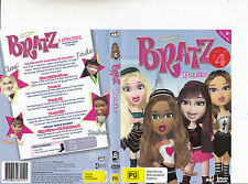 Bratz:Pariz-2005-TV Series USA-5 Episodes-DVD