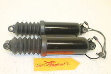 2003 HARLEY-DAVIDSON ROAD KING CLASSIC FLHRCI REAR BACK AIR SHOCK ABSORBER PAIR