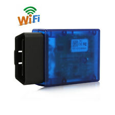 OBD2 Wifi 16pin usb blue Car charger Car Auto Radio Diagnostic Interface Scanner