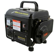 1200W  Gasoline Electric Power Generator 63CC 2 Stroke 2HP 3600 RPM EPA Approved
