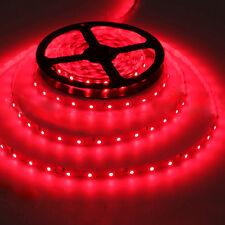 3528 Red 5M 300leds SMD Led Strip Lights Lamps Bulbs  DIY Indoor 12V