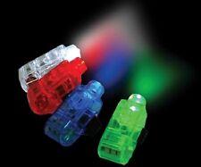 Finger Lights Laser Beams Light Up Rings Glow in Dark