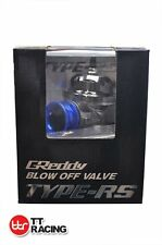 BLUE TOP/LIP JDM TURBO TYPE RS BOV BLOW OFF VALVE FOR 240SX 300ZX 350Z