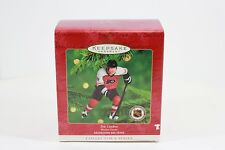 Hallmark Keepsake Ornament Eric Lindros Hockey Greats Collector Series 2000