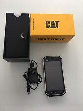 Caterpillar CAT S40 - 16GB - Black (Unlocked) Smartphone