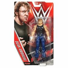 WWE DEAN AMBROSE THE SHIELD WWF BASIC SERIES 66 RAW TNA WRESTLING FIGURE ACTION