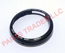 Canon EF 50mm 1.4 USM Lens Front Name Ring Unit New OEM Part YG9-0522-000