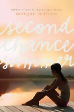 Morgan Matson - Second Chance Summer (2014) - Used - Trade Paper (Paperback