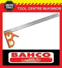 """BAHCO CS400 16"""" / 400mm COMBINATION SQUARE WITH SCRIBER"""