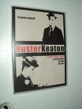 FILM ELECTRIC HOUSE THE BOAT PALEFACE DVD BUSTER KEATON