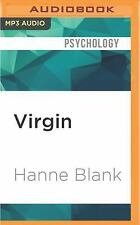 Virgin : The Untouched History by Hanne Blank (2016, MP3 CD, U (FREE 2DAY SHIP)