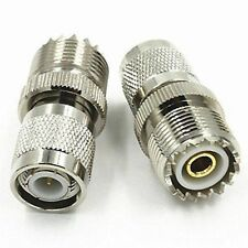 TNC Male to PL259 UHF Female Adapter Connector