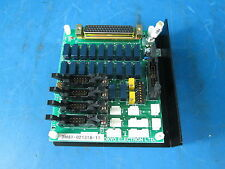 TEL Tokyo Electron Board PF-DB CM_FRONT 3M81-021318-11 BX81-070010-14 ACt12