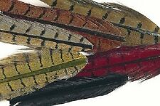 Ultimate Fishing PHEASANT TAILS MIXED PACK OF 6 COLOURS