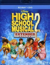 High School Musical 2 [Blu-Ray/DVD] (2011, Blu-ray NEUF) BLU-RAY/WS