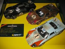 scalextric Winner podium Le Mans 1966 Team Ford GT40 (Limited Edition)