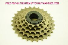 5 SPEED BIKE 14/28 NON INDEX FREEWHEEL COG ( CASSETTE FOR THREADED HUBS)