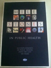 Milestones in Public Health (2005, Book, Other)  STORE#3143