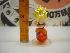 Bandai Dragon Ball Chara Puchi SonGoku Super Saiyan Akira Toriyama Mini Figure