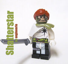 LEGO Custom - Shatterstar - Marvel Super heroes mini figure X-Force wolverine