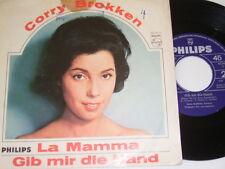 "7"" - Corry Brokken la maman & donne-moi la main # 4791"