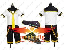 Vocaloid 2 Len Kagamine Cosplay Costume