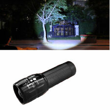 Ultrafire Aluminum Telescopic CREE XM-L T6 LED Mini Flashlight Torch Super FINE