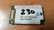 Samsung Q10 Laptop LAN Modem Card Board & Cable 0E828 230