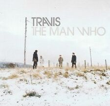 TRAVIS The Man Who CD Album Independiente 1999 EX