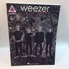 Weezer Make Believe Guitar Tablature 2005