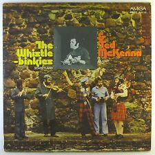 "12"" LP - The Whistlebinkies - The Whistlebinkies & Ted McKenna - L5112h"