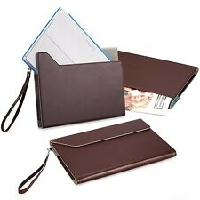 Microsoft Surface Pro 3 Case PU Leather Envelope Sleeve Case - Brown