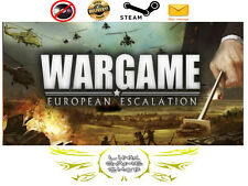 Wargame: European Escalation PC &Mac  Digital STEAM KEY - Region Free